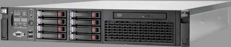 HP DL380 G7 Server with 8-SFF Drive Bay
