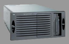 AlphaServer DS25 Rack Server