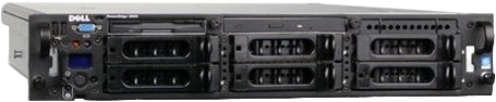 DELL PowerEd2850 Server