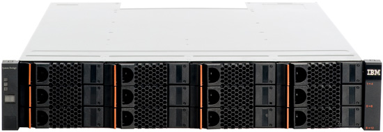 IBM V7000 Gen1 2076-112 Enclosure and HDD from iStorage Networks