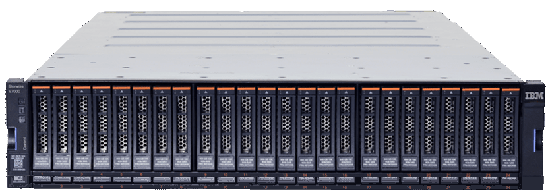 IBM Storwize V7000 2076-124 Enclosure and HDDs from iStorage Networks