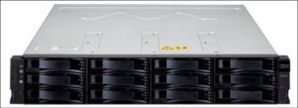 IBM Storwize 2072 and 2071 3.5