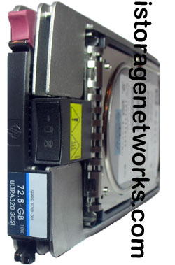 HP OPTION 286714-B22 Disk Drive