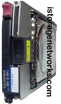 HP OPTION 286716-B22 Disk Drive