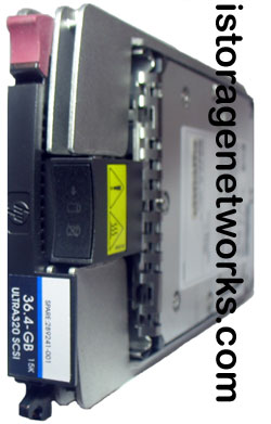 HP OPTION 286776-B22 Disk Drive