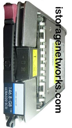 HP OPTION 347708-B22 Disk Drive