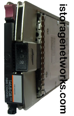 HP OPTION 364621-B22 Disk Drive