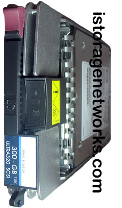 HP OPTION 411089-B22 Disk Drive