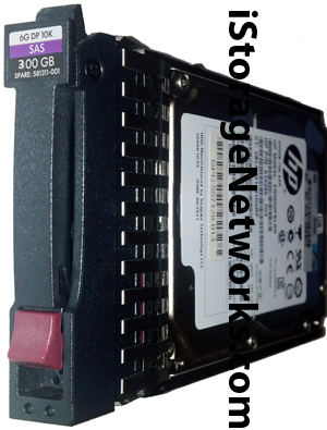 HP SPARE 507284-001 Disk Drive