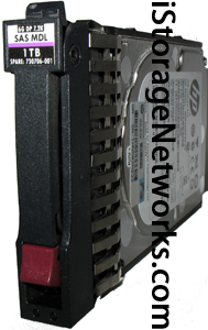 HP OPTION 605835-B21 Disk Drive