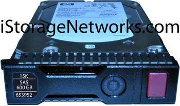 HP OPTION 652620-B21 Disk Drive
