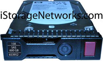 HP SPARE PART 653952-001 Disk Drive