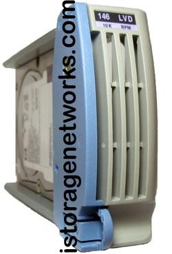 HP OPTION A7080A Disk Drive