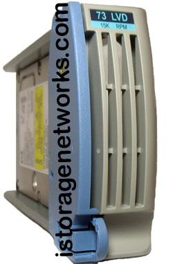 HP OPTION A9760A Disk Drive