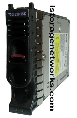 HP OPTION AD147A Disk Drive