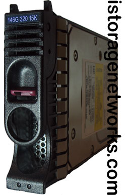 HP OPTION AD206A Disk Drive