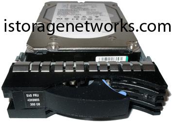 IBM PART NUMBER 43X0802 Disk Drive