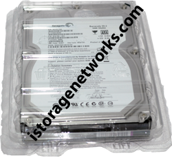 SEAGATE MODEL ST3500320NS with tray in sealed bag
